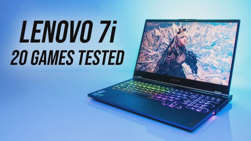 Lenovo 7i - How Does It Do In Games?
