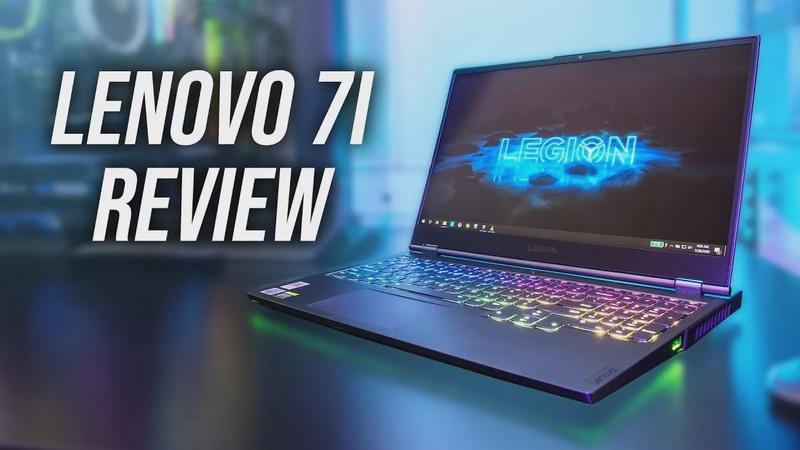 Lenovo Legion 7i Review - Worth The Hype?