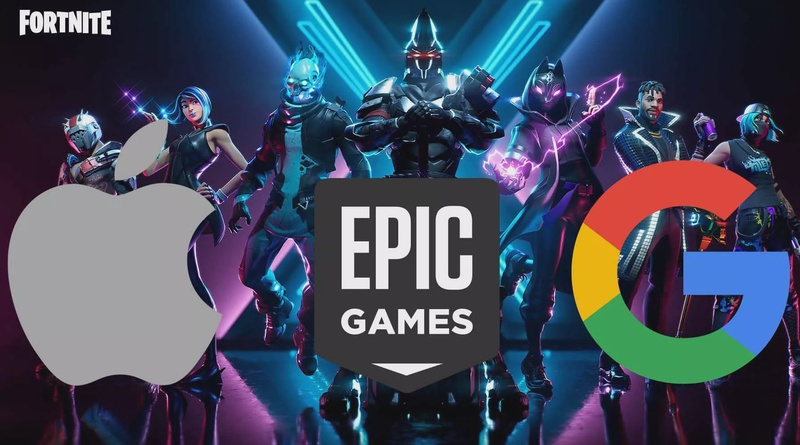 Apple's Reckoning Has Come. Epic Games vs Apple and Google