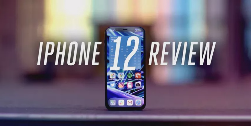 iPhone 12 review: new standard