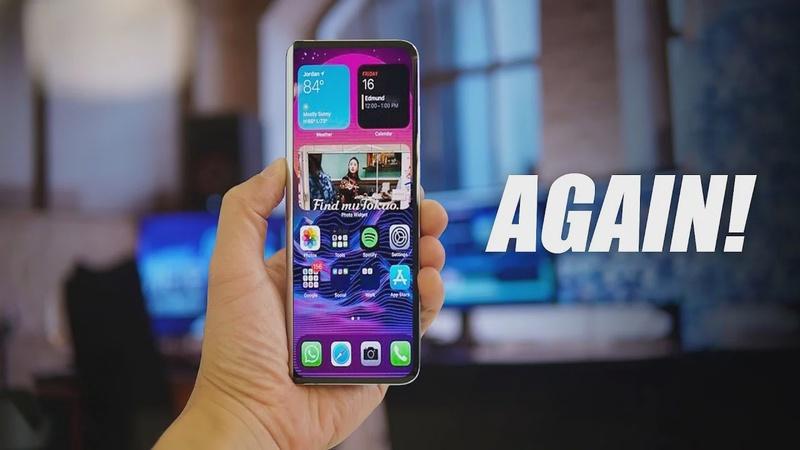 Samsung TROLLS Apple. AGAIN