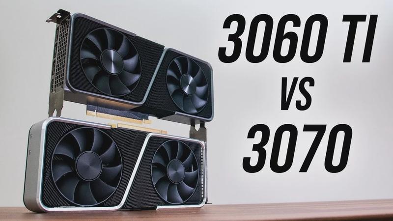 RTX 3060 Ti vs 3070 - Is 3070 Worth $100 More?