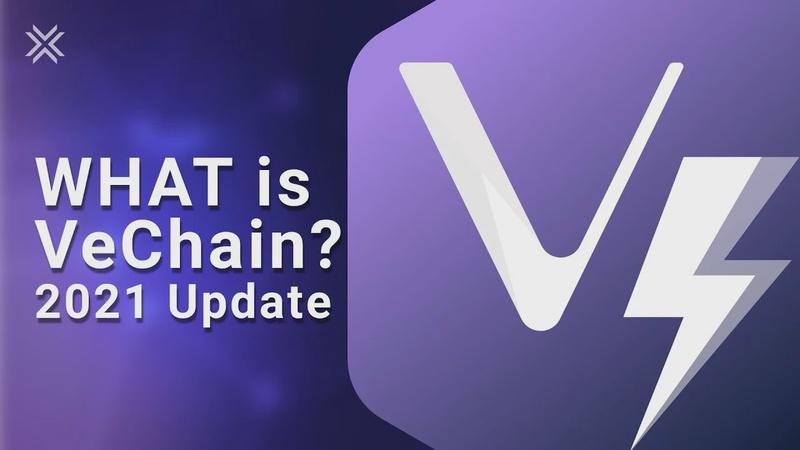 VeChain 2021: VET crypto (VTHO)