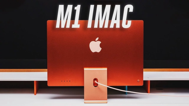 Apple's new iMac brings M1 goodness to the desktop