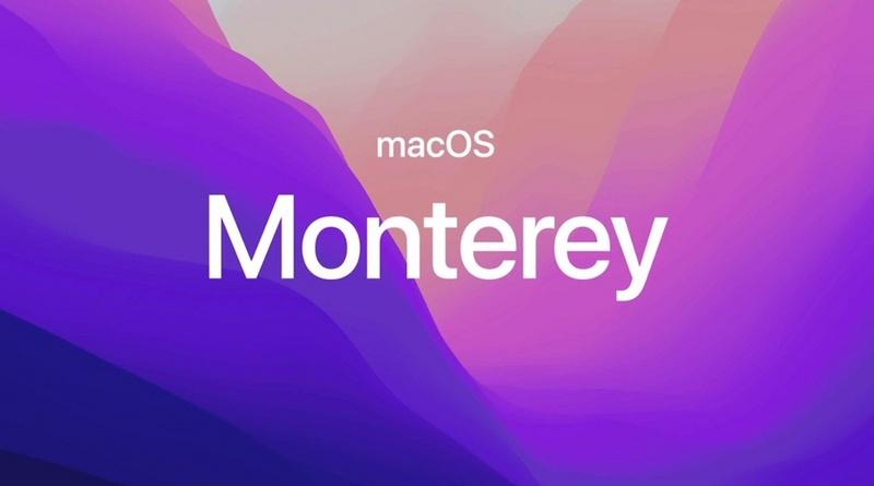 Apple unveils macOS 12 Monterey at WWDC 2021