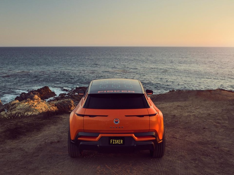 Fisker, an EV startup, has set a moonshot aim of creating a carbon-neutral vehicle by 2027