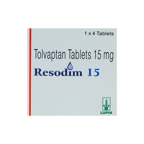 Resodim 15 mg Tablet 4'S - Buy Medicines Online at Wholesale Price