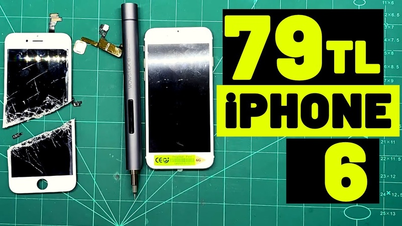 79 TL iPhone bit pazarı mı internet mi ? Toplama ucuz iPhone nasıl yapılır ?