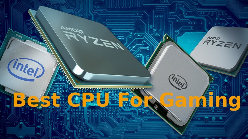 TOP 5: Best CPU For Gaming 2020