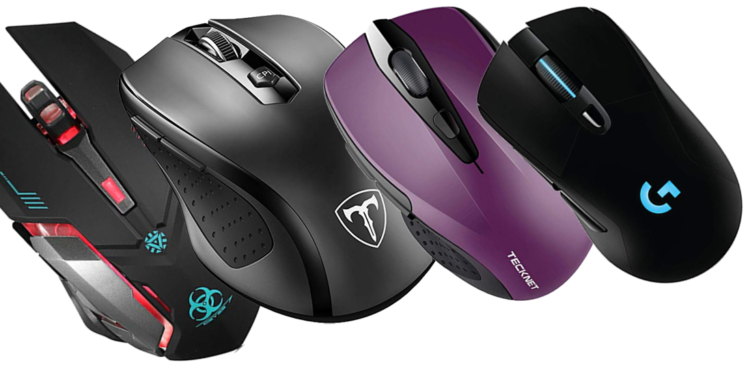TOP 5: Best Gaming Mouse 2020