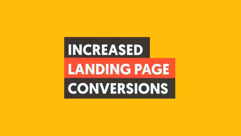 96% Of Your Landing Page Visitors Will NEVER Convert