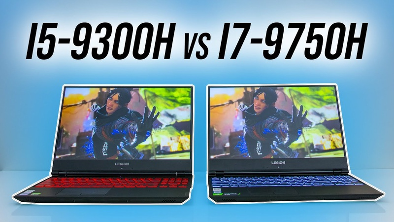 Intel i5-9300H vs i7-9750H - Laptop CPU Comparison and Benchmarks