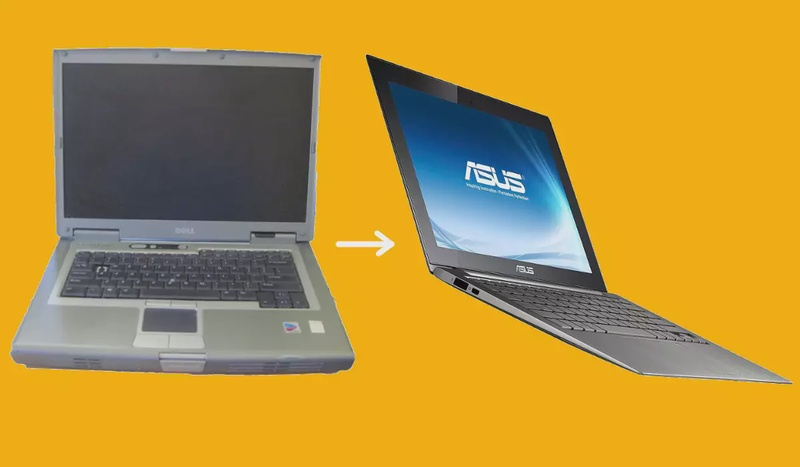Why Aren't Laptops HEAVY Anymore?