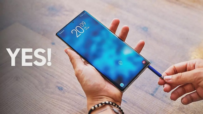 Samsung Galaxy Note 20 - FINALLY