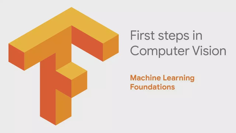 Machine Learning Foundations: Part 2 - First steps in computer vision