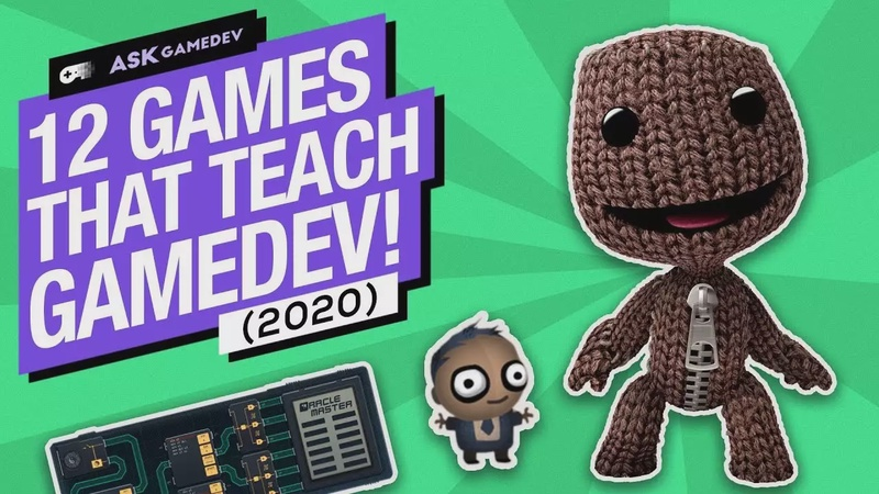 The Best Games for Learning Game Development [2020]