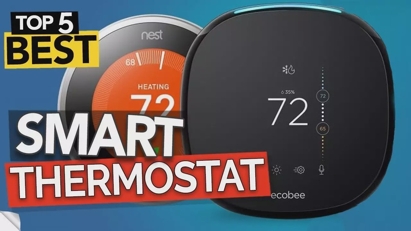 TOP 5 Best Smart Thermostat 2020 (Home budget & Wifi)