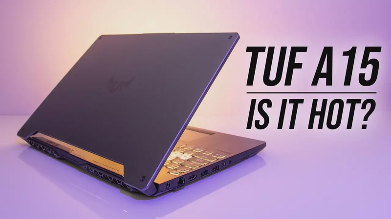 ASUS TUF A15 (4800H+2060) - Hot or Not?