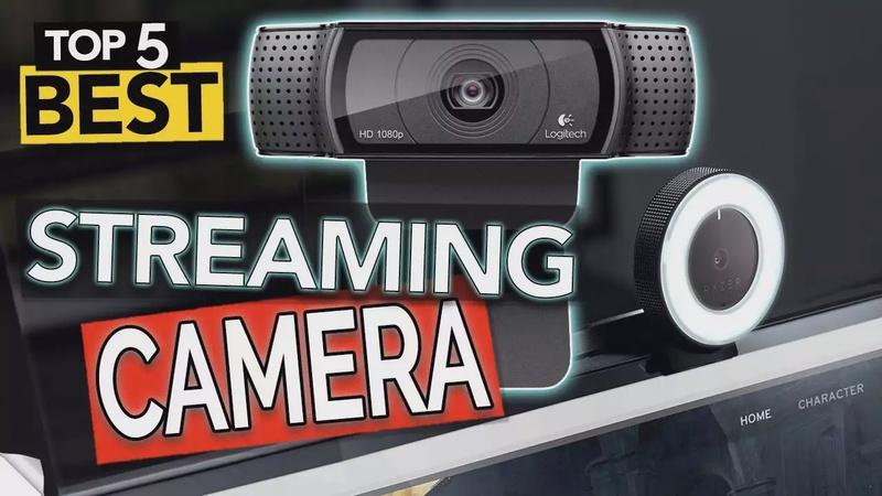 TOP 5 Webcams | Best Streaming camera 2020