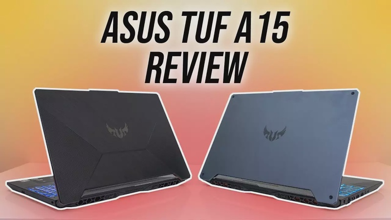 ASUS TUF A15 Review - What You Need To Know!