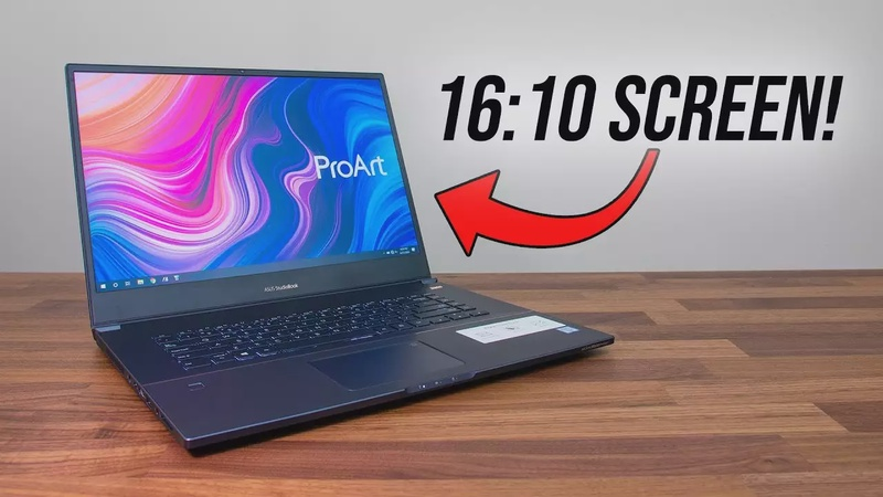 ASUS StudioBook Pro 17 - Ultimate Workstation Laptop?