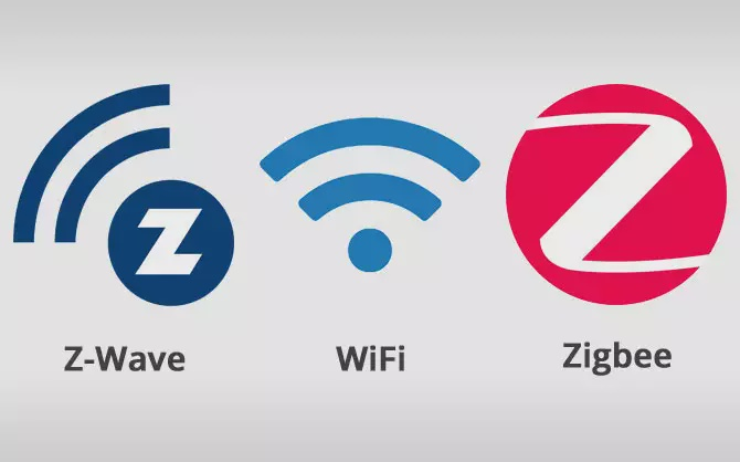 Zigbee or Z-wave instead of Wi-Fi for smart home
