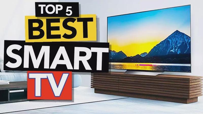 Best Smart TVs for the money in 2020 | TOP 5 to buy