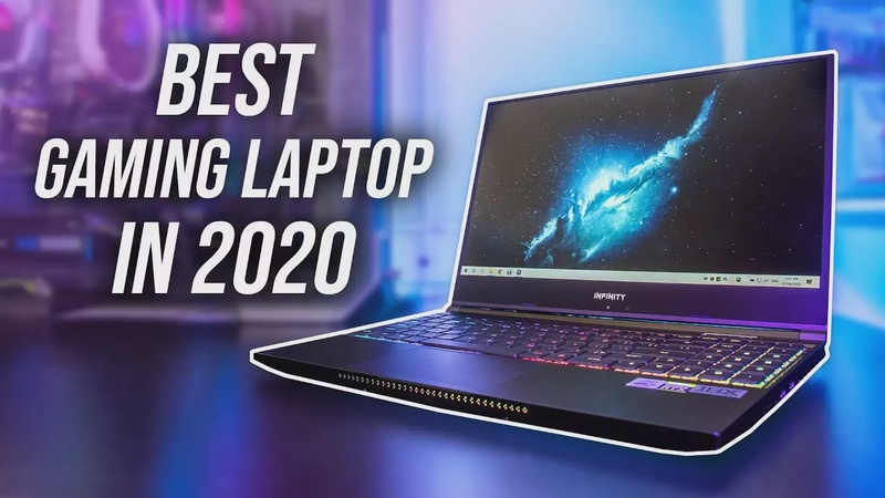 The BEST Gaming Laptop In 2020!