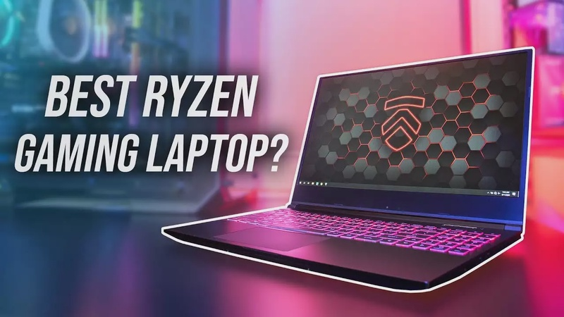 Eluktronics RP-15 Review - Best Ryzen Gaming Laptop?