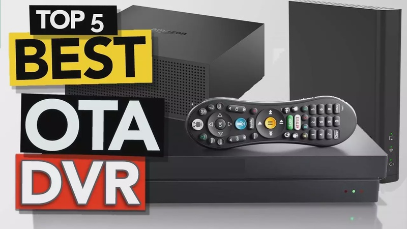 Best Over the Air DVR 2020 | OTA DVRs For Cord Cutters