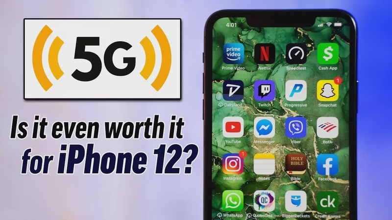 Do YOU Really need 5G on iPhone 12? Here's the TRUTH!