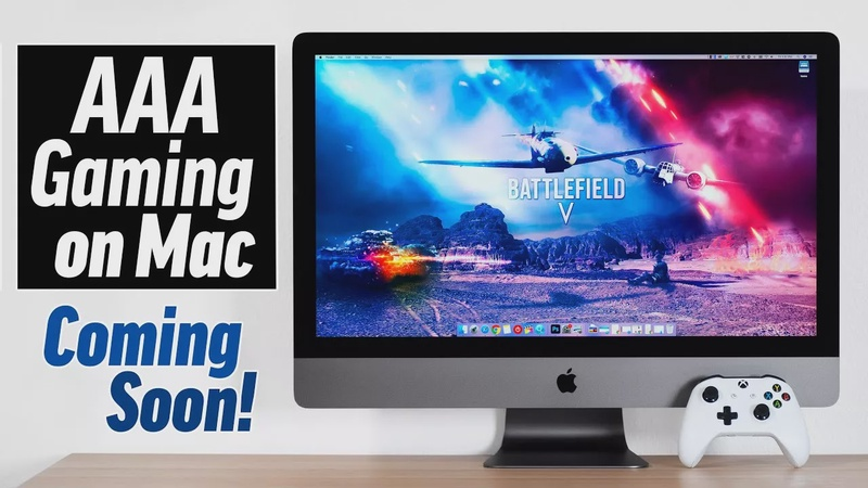Apple Silicon is FINALLY bringing AAA Gaming to the Mac!