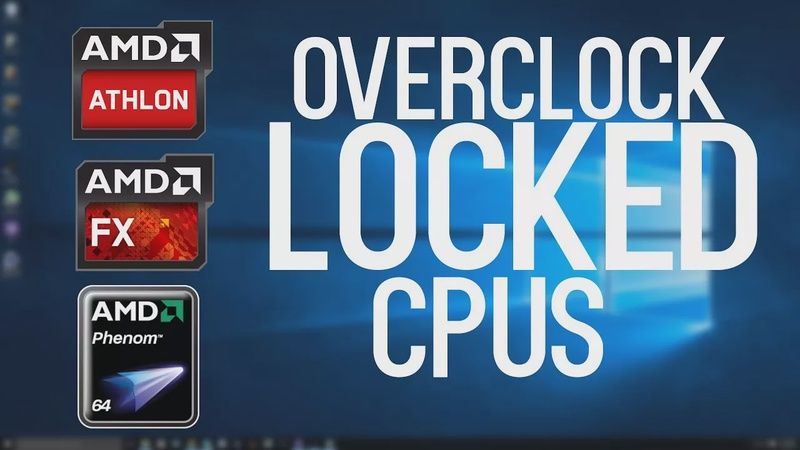 Can You Overclock a LOCKED CPU?