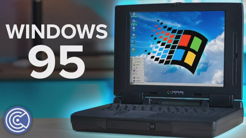 Why Windows 95 is AWESOME (History and Features)