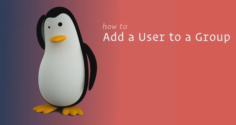 How to create user and add user to group in Linux