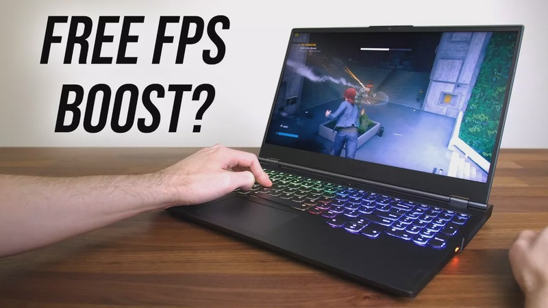 Laptop FPS Boost! Nvidia Max-Q Dynamic Boost Tested in 18 Games