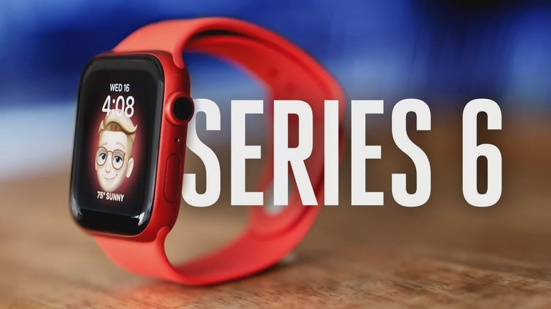 Apple Watch Series 6 hands-on