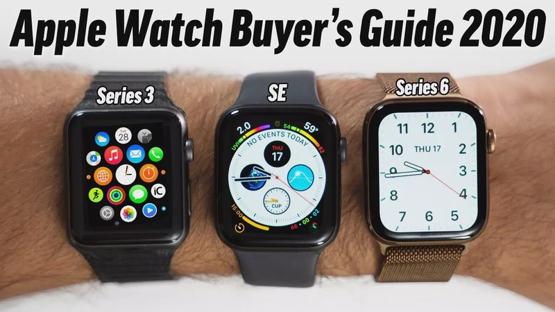 Which Apple Watch Should You Buy in 2020? Buyer's Guide!