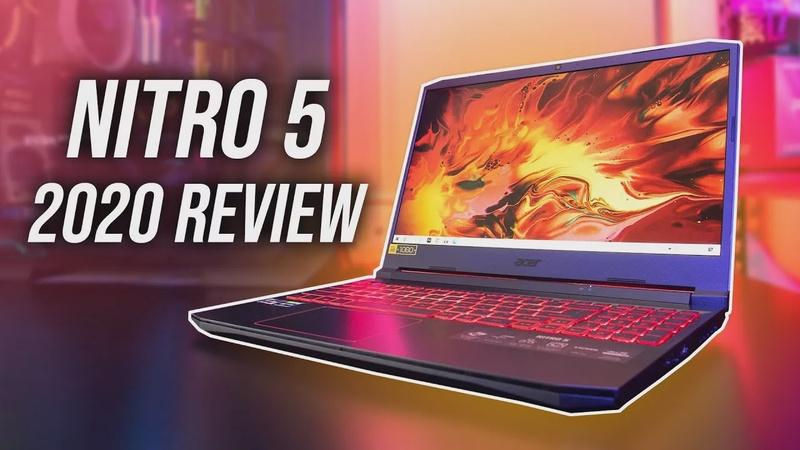 Acer Nitro 5 - Best $670 Ryzen Gaming Laptop!