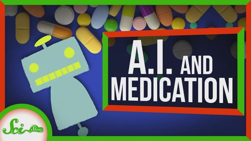 We're Teaching Robots and AI to Design New Drugs