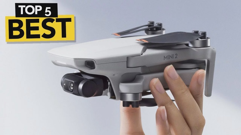 TOP 5 Best Budget Drone 2020: DJI Mini 2? [Buyer's Guide]