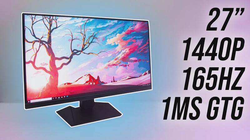 MSI MAG274QRF-QD Gaming Monitor Review