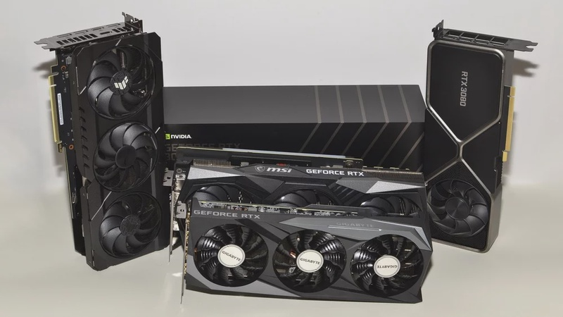 Why You Can't Buy An RTX 3080