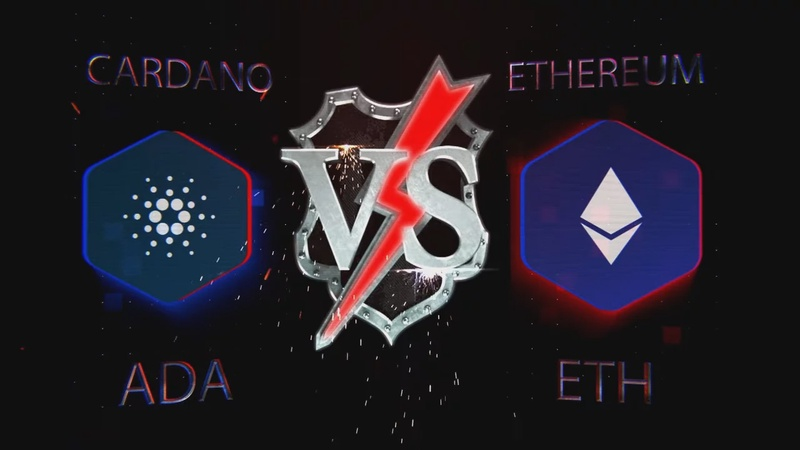 Cardano Vs Ethereum 2.0 Cage match