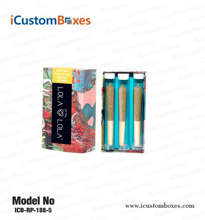 Get Amazing Pre Roll Packaging On Wholesale Rates